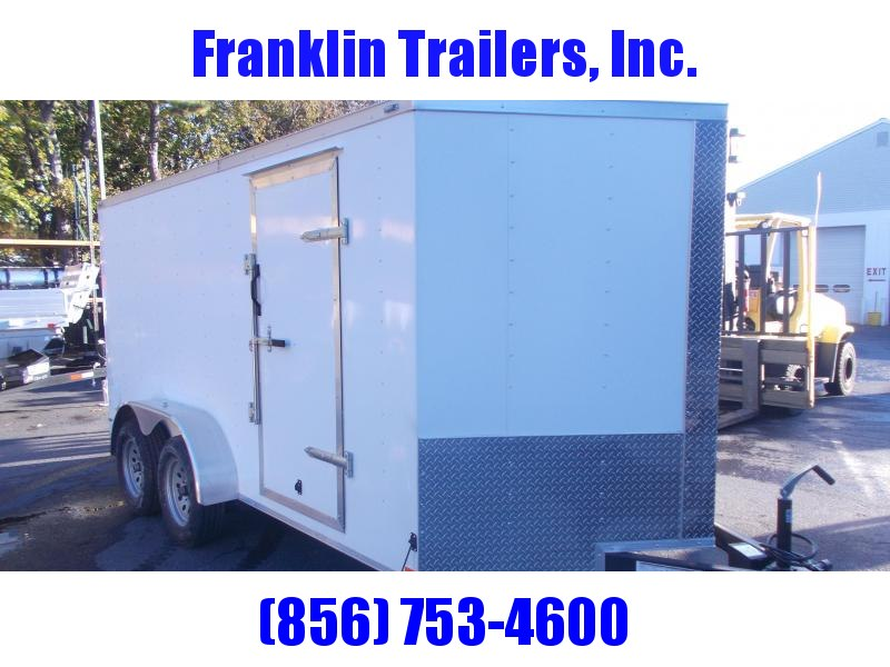 2020 Lark 7X14 Enclosed Cargo Trailer 2021170