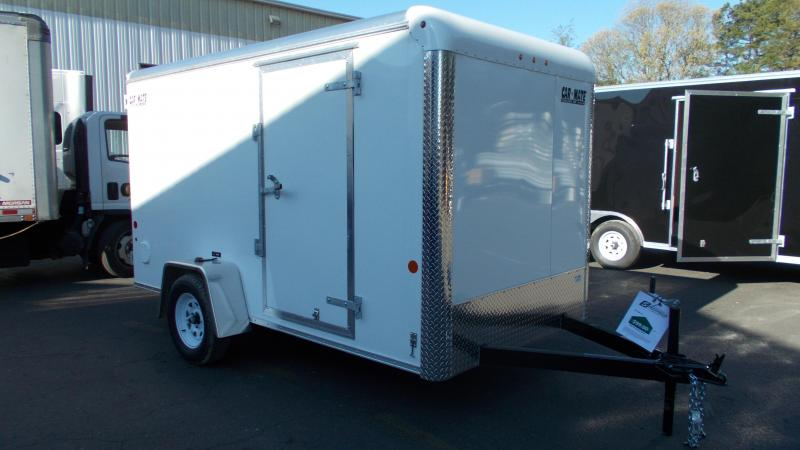 2020 Car Mate 6X12 Enclosed Cargo Trailer 2022205