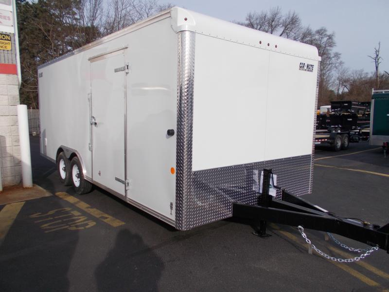 2020 Car Mate Trailers 8 X 20 Car / Racing Trailer 2021831