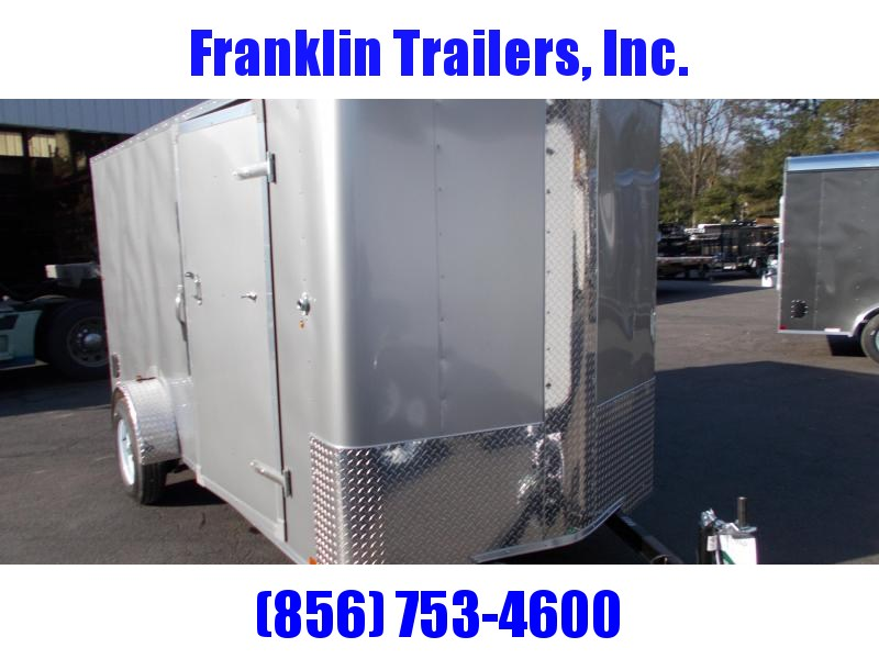 2020 Carry-On 6X14 Enclosed Cargo Trailer 2021933
