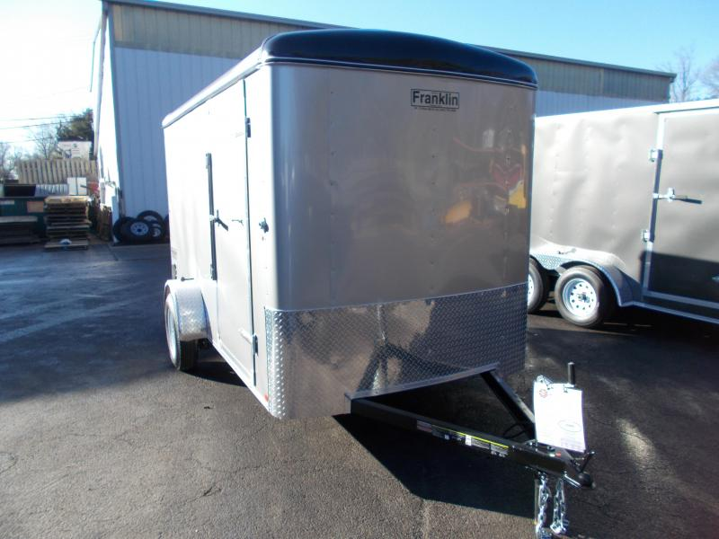 2020 Carry-On 6X12 Enclosed Cargo Trailer 2021583