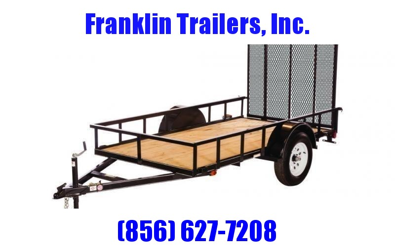 2020 Carry-On 5X10 Utility Trailer 2022178