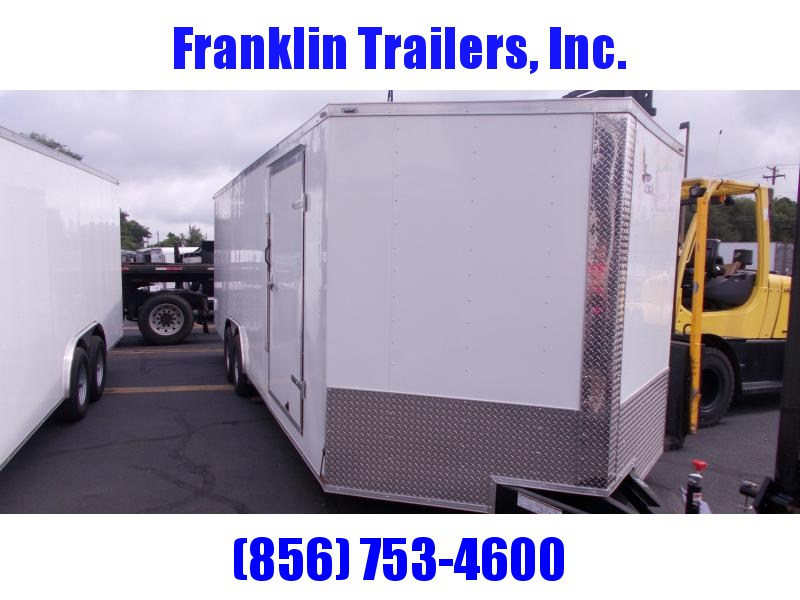 2020 Lark 8.5x24 10K Car / Racing Trailer 2020857