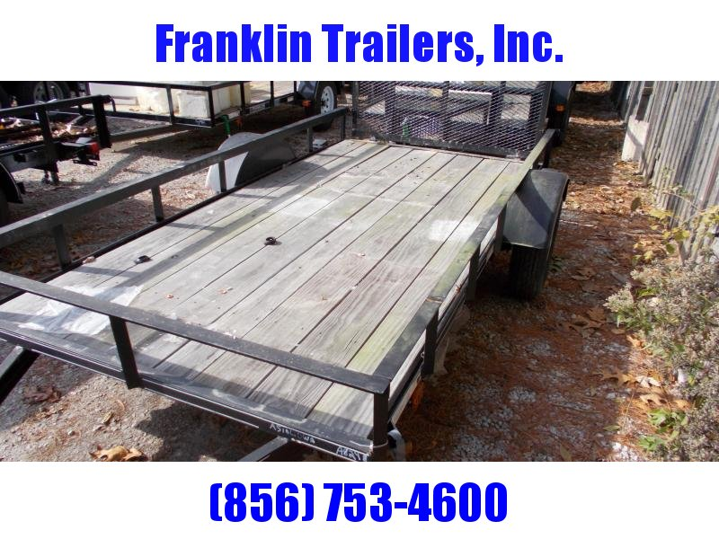 2020 Carry-On 5X10 Utility Trailer 2021191