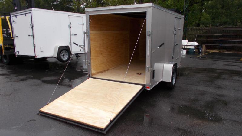 2020 Lark 6X12 Enclosed Cargo Trailer 2022266