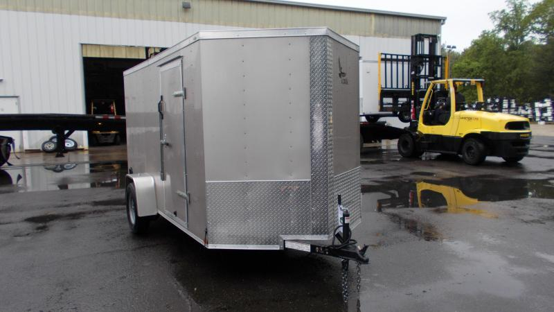 2020 Lark 6X12 Enclosed Cargo Trailer 2022266