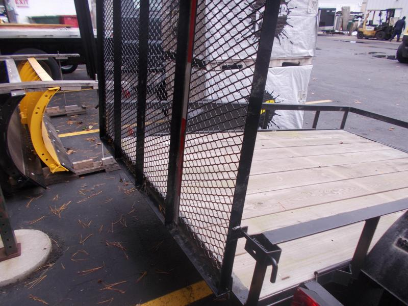 2020 Carry-On 5X8 Utility Trailer 2021001