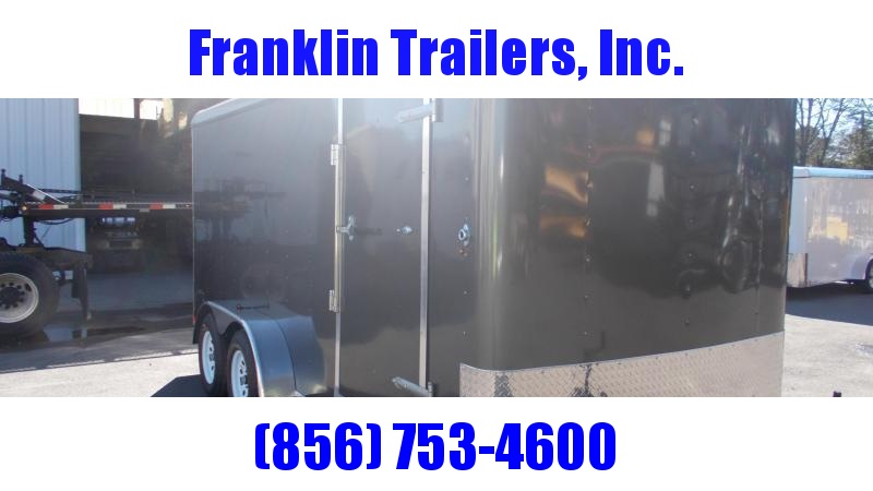 2020 Carry-On 7X16 Enclosed Cargo Trailer 2021960