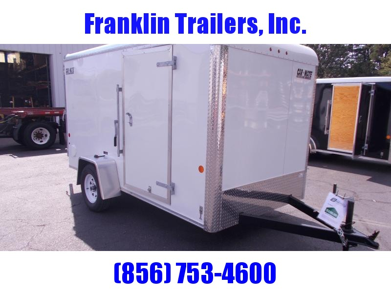 2020 Car Mate  6x12 Enclosed Cargo Trailer 2021073