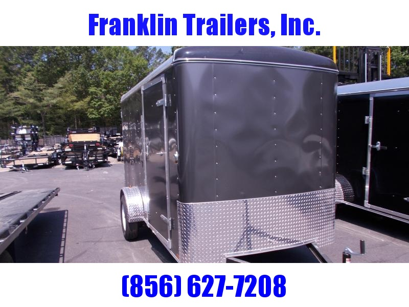 2019 Carry-On 6X12 Enclosed Cargo Trailer 2020702