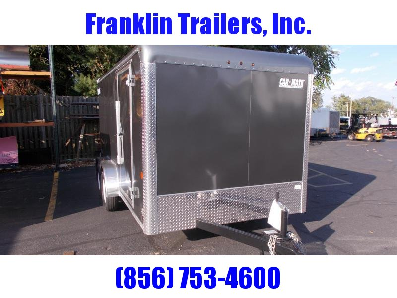2020 Car Mate 7x14 Enclosed Cargo Trailer 2021054