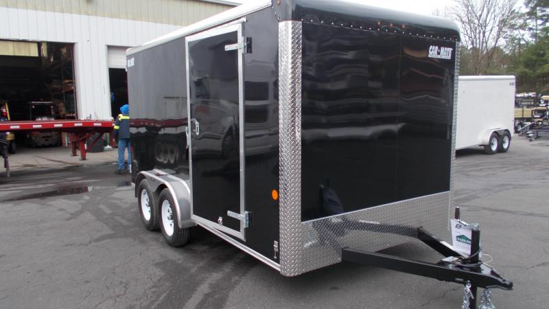 2020 Car Mate  7X14 Enclosed Cargo Trailer 2022064