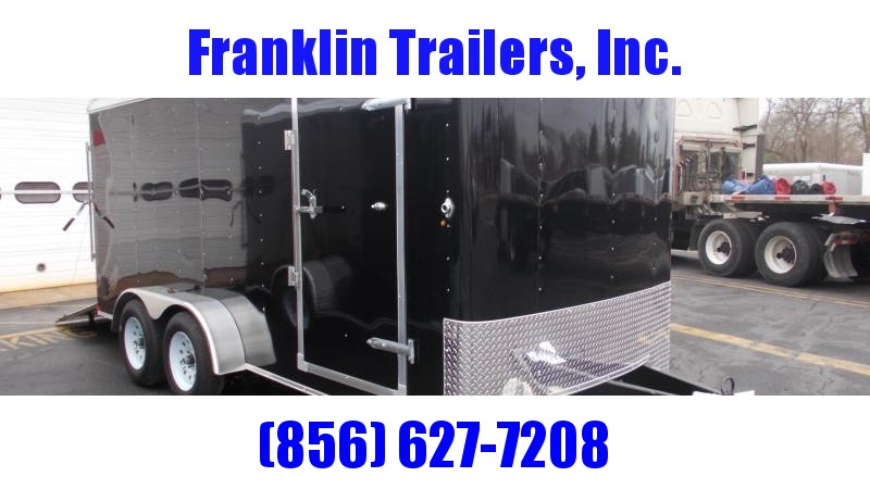 2020 Carry-On 7X16 Enclosed Cargo Trailer 2022047