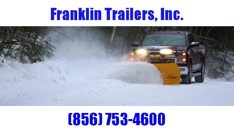 2019 Fisher Engineering HT Snow Plow