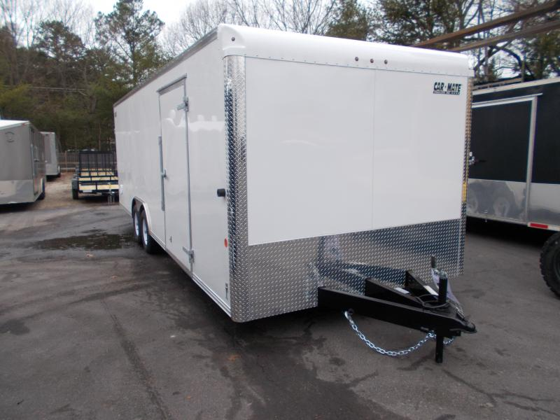 2020 Car Mate 8.5x24 Car / Racing Trailer 2021464