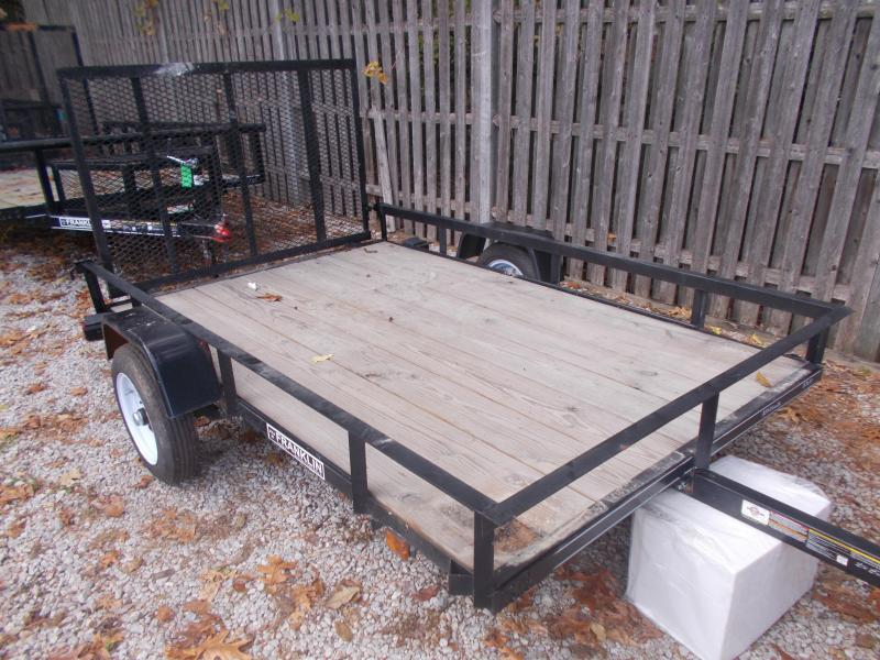 2020 Carry-On 5X8 Utility Trailer 2021013
