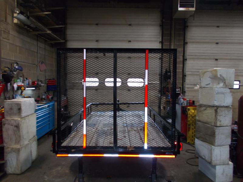 2020 Carry-On 5X10 Utility Trailer 2021252