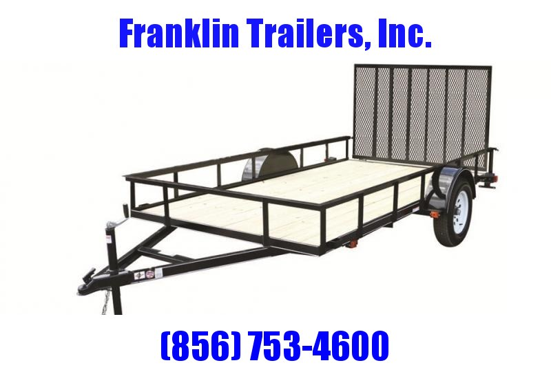 2020 Carry-On 6X10 Utility Trailer 2021326