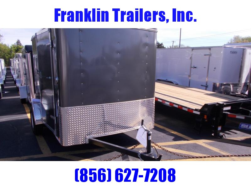 2019 Carry-On 6X10 Enclosed Cargo Trailer 2020576