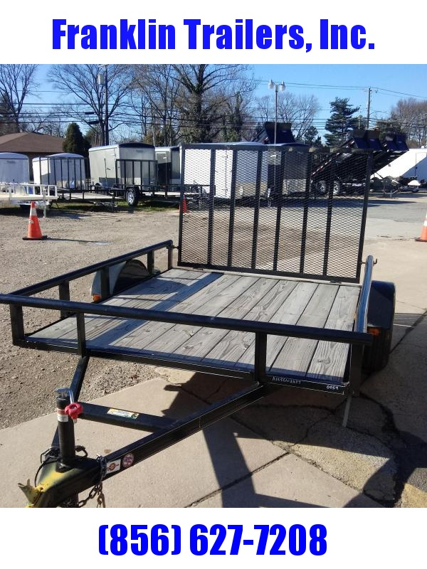 2020 Carry-On 6X8 Utility Trailer 2021391