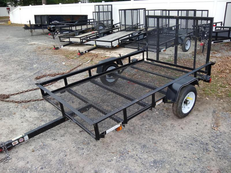 2020 Carry-On 5X8 Utility Trailer 2021011