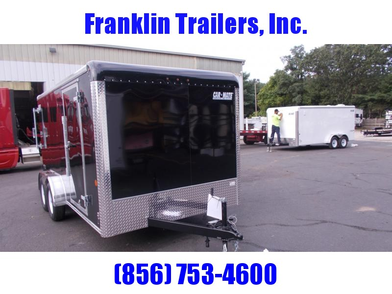 2019 Car Mate 7X14 Enclosed Cargo Trailer 2021024