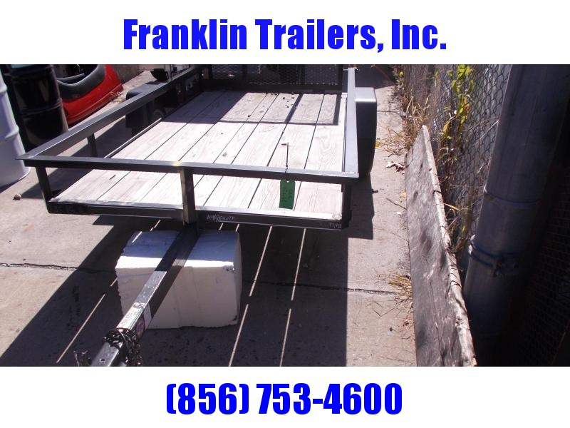 2020 Carry-On 4X8 Utility Trailer 2021109