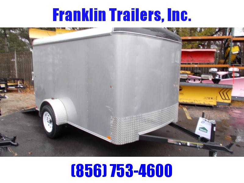 2020 Carry-On 6X10 Enclosed Cargo Trailer 2021343