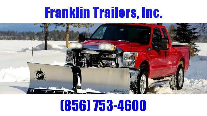 2019 Fisher Engineering Xtreme V Snow Plow