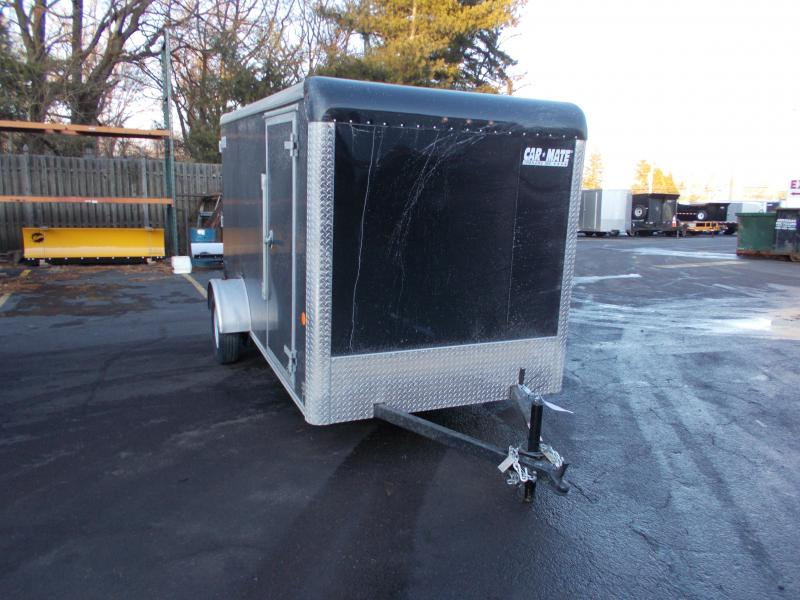 2020 Car Mate 6X12 Enclosed Cargo Trailer 2021439
