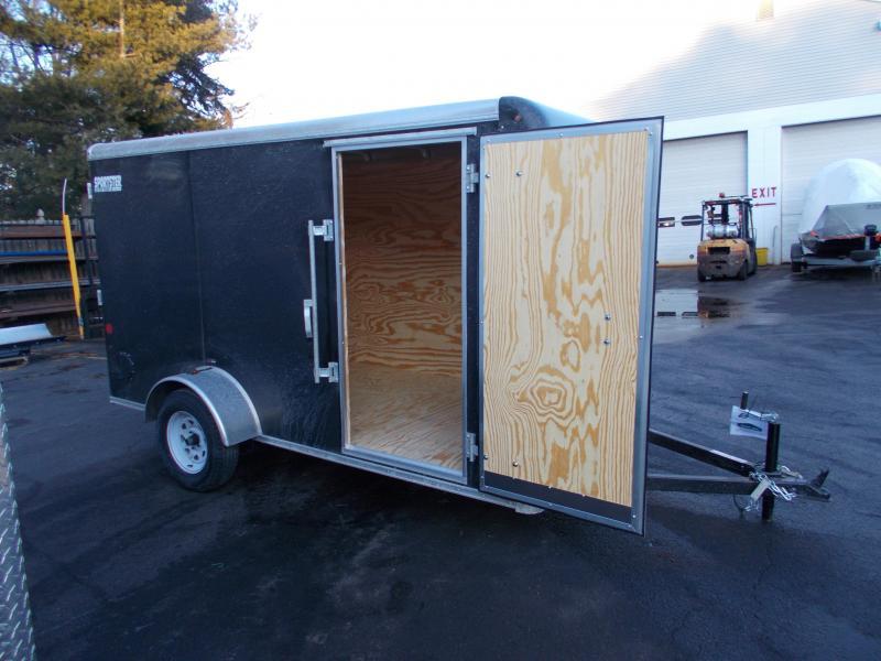 2020 Car Mate 6X12 Enclosed Cargo Trailer 2021439