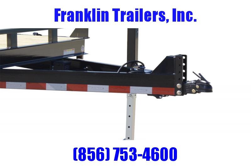 2020 Sure-Trac EH717-3-14ST Equipment Trailer 2021297