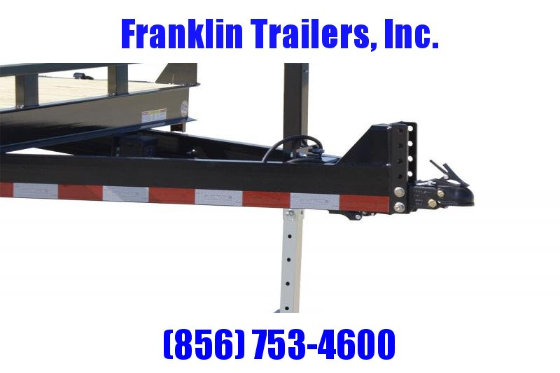 2020 Sure-Trac EH717-3-14ST Equipment Trailer
