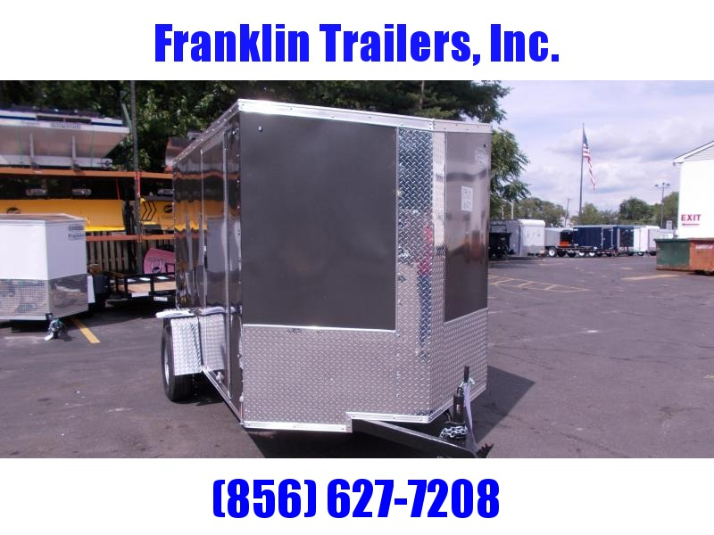 2020 Cargo Express 6X10 Enclosed Cargo Trailer 2020787