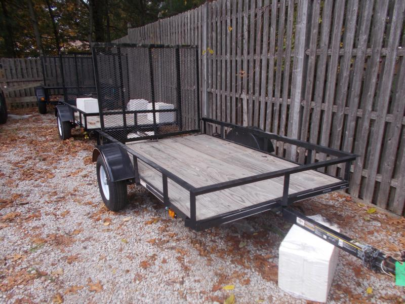 2020 Carry-On 5X8 Utility Trailer 2021002