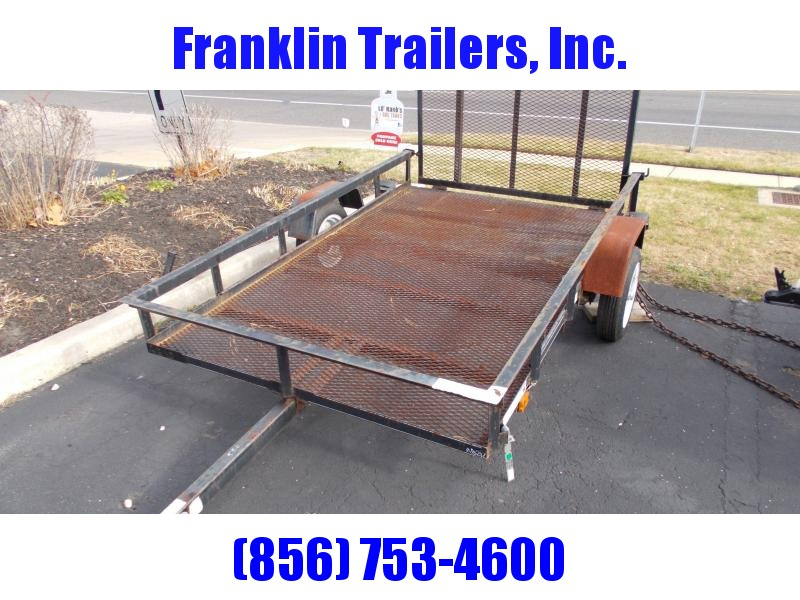 2020 Carry-On 5X8 Utility Trailer 2021241