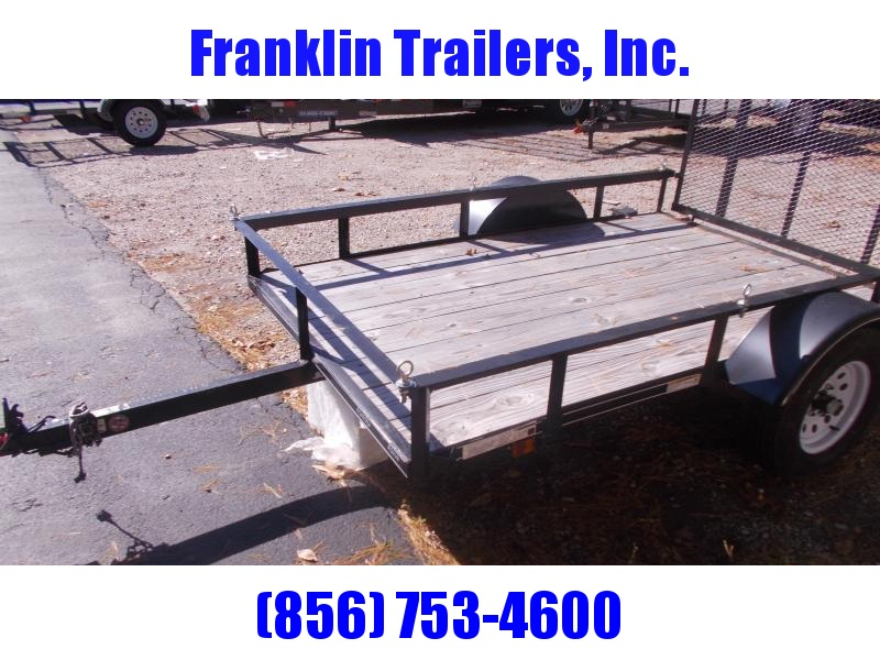 2020 Carry-On 5X8 Utility Trailer 2020996