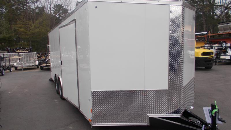 2021 Cargo Express 8.5X20 Car / Racing Trailer 2021977