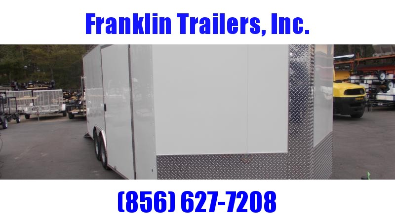 2021 Cargo Express 8.5X20 Car / Racing Trailer 2021977