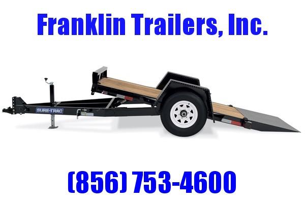 2020 Sure-Trac 78 IN x 12 Tilt Bed Equipment 7.8K 2020874
