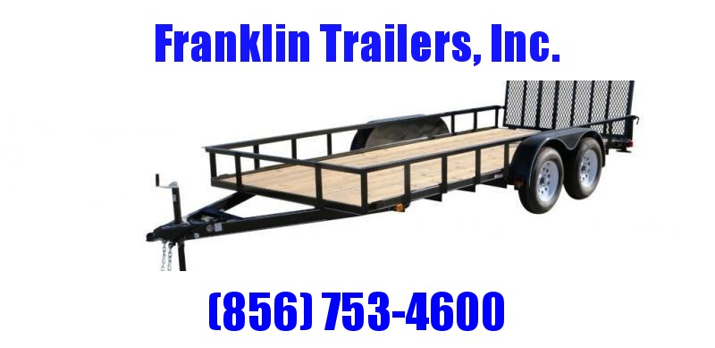 2020 Carry-On 6X16 Utility Trailer 2021844