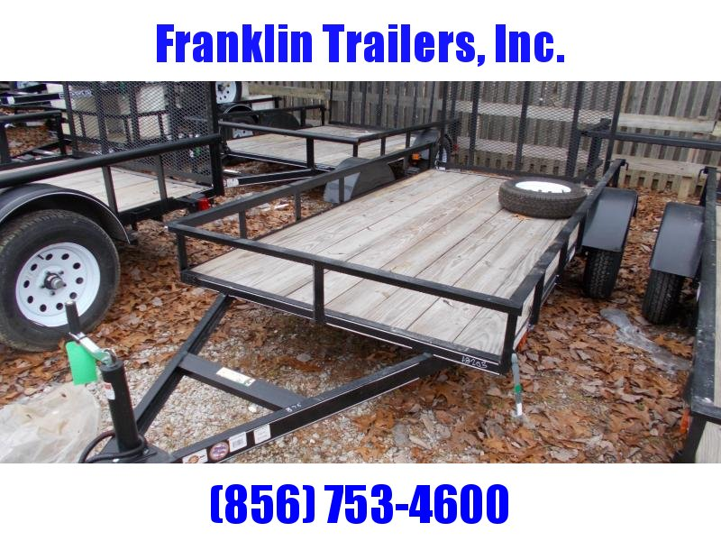 2020 Carry-On 5X10 Utility Trailer 2021247