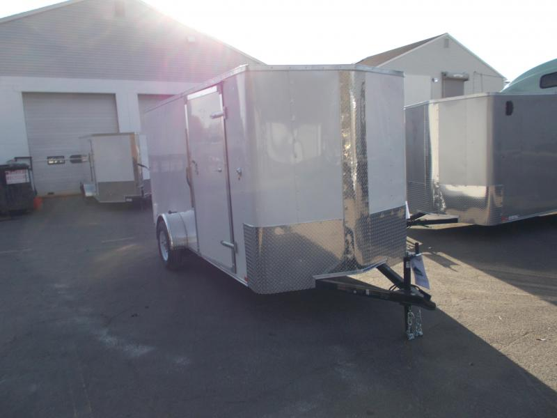2020 Carry-On 6X14 Enclosed Cargo Trailer 2021932