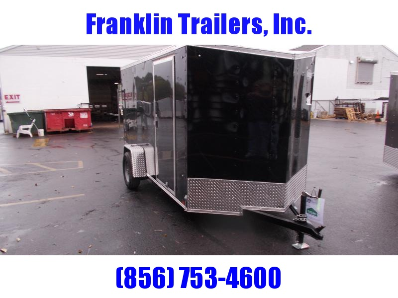 2020 Cargo Express 6 X 12 Enclosed Cargo Trailer 2021122
