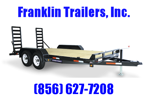 2020 Sure-Trac 7 x 18 Equipment Trailer  14K 2021148