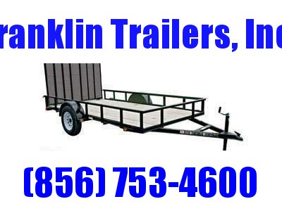 2019 Carry-On 6X12 Utility Trailer 2020361