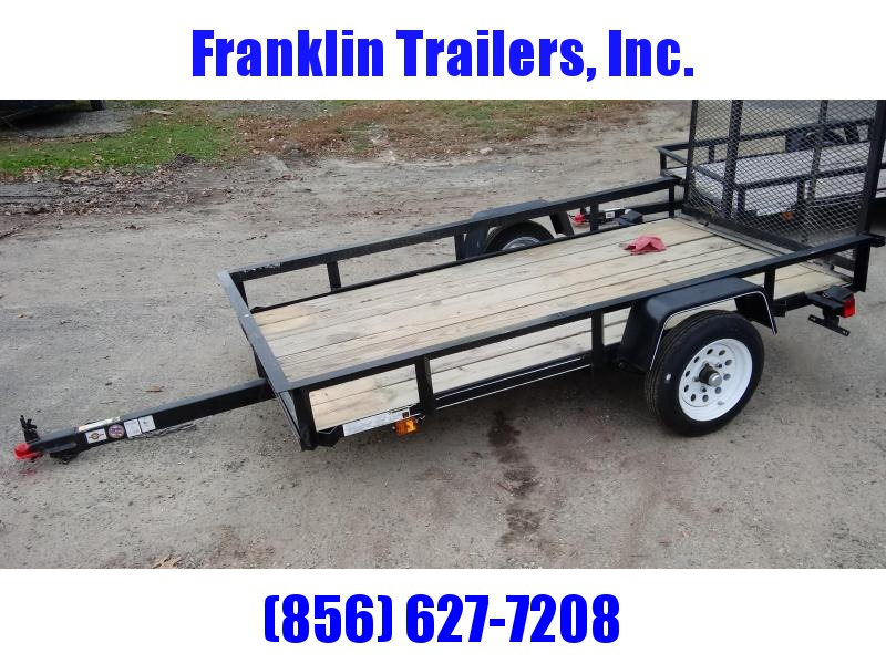 2020 Carry-On 4X8 Utility Trailer 2021113