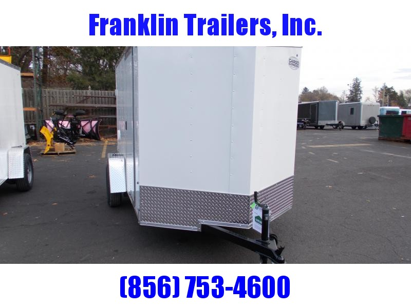 2020 Cargo Express 6X10 Enclosed Cargo Trailer 2021264