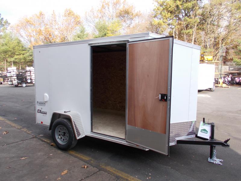 2020 Cargo Express 6X10 Enclosed Cargo Trailer 2021264