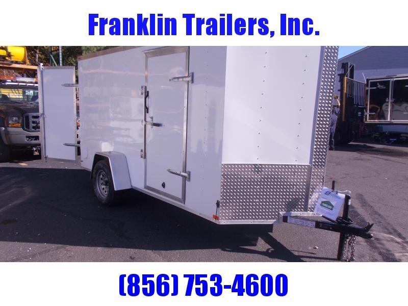 2020 Lark 6X12 Enclosed Cargo Trailer 2021173